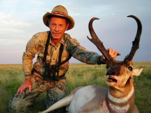 Pronghorn Antelope Hunts in New Mexico