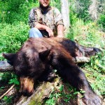 Black bear hunts in NM