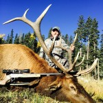 rifle elk hunting season in New Mexico